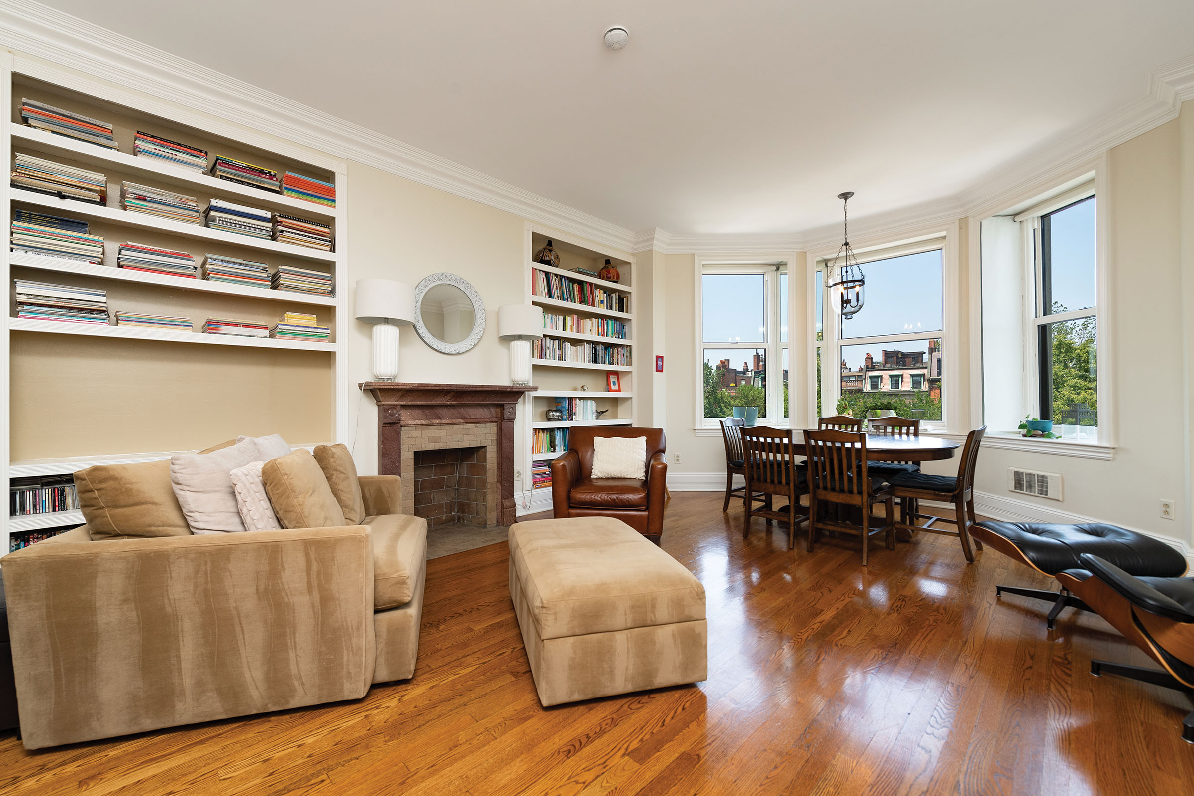 For Sale: 160 Commonwealth Avenue #412 Back Bay